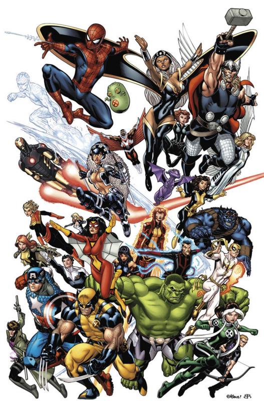 アメコミイラストギャラリー Usaを守るヒーロー達の勇士を閲覧できる